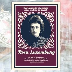 Rosa Luxemburg Postcard